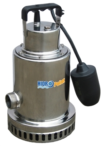 Picture of HPSPSST3600 - Stainless Steel Submersible Sump Pump, 115 V, 1/2 HP