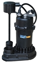 Picture of HPSPCIV4000 - Submersible Cast Iron Sump Pump with Vertical Switch, 115 V, 1/3 HP, 4000 GPH